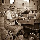 Street Vendor by Charuhas  Images
