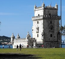 Belem Tower by alanf1