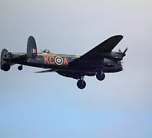 Avro Lancaster(PA474) by Andy Jordan