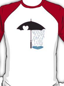 Emo Umbrella T-Shirt