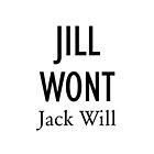 jill wont, jack will by McElla Gregor