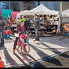 Hell's Kitchen Flea Market by Michel Godts