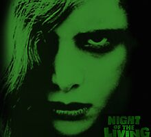 Night of the Living Dead by imconnorbrown