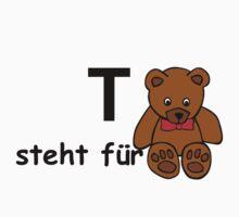 T steht für ... by Hallo Wildfang