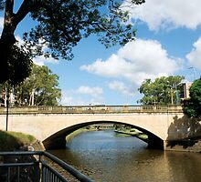 Parramatta River by happychachi