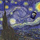 The Starry Night Tardis Edition by TLinehan