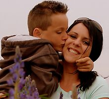 Cade and Mom by JackieSmith