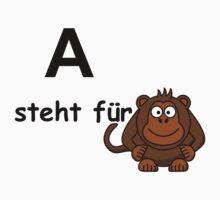 A steht für.... by Hallo Wildfang
