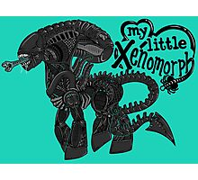My Little Xenomorph Photographic Print