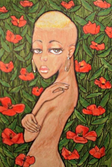 Poppy by Lenora Brown