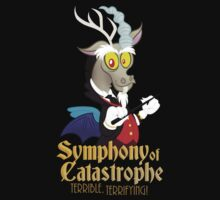 Discord's Symphony of Catastrophe (My Little Pony: Friendship is Magic) by broniesunite