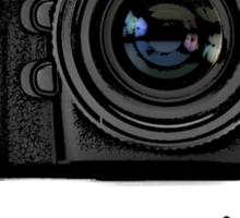Photographer's assistant Sticker
