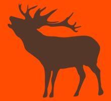 Deer by GenerationShirt