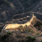 The Tiny Great Wall by John Chandler