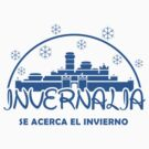Invernalia (fondo claro) by karlangas