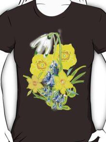 SPRING CORNUCOPIA TEE SHIRT/ BABY GROW, T-Shirt