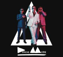 Depeche Mode Delta (white) by AimLamb