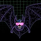 Neon Bat by RadRecorder