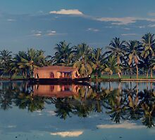 Cruising the backwaters  by areyarey