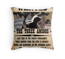 DOA5 - The Three Amigos Throw Pillow