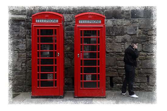 Phone Boxes by Rob Johnstone