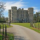 Lulworth Castle by RedHillDigital