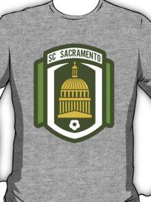 Sacramento SC // America League // PCGD T-Shirt