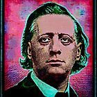 HENRY WARD BEECHER-COLOURS by OTIS PORRITT