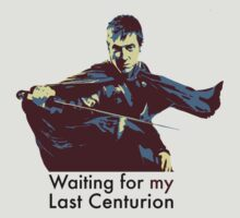 Waiting for my Last Centurion  - Doctor Who by lindseyyo