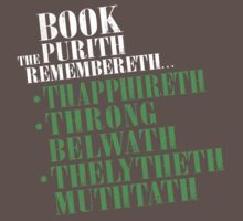 The Book Purist Remembers 4 by JenSnow