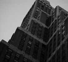 Empire State Building by Faith R