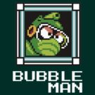 Bubble Man by Vinchtef