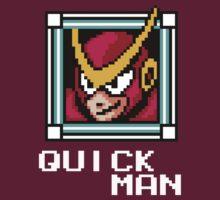 Quick Man by Vinchtef