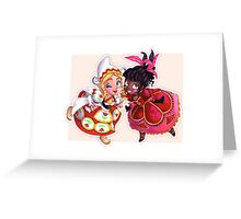 Wind it Up Greeting Card