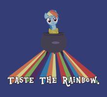 Taste the Rainbow Dash! by Camsy