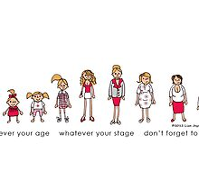 Ages & Stages by lisajaynemurray