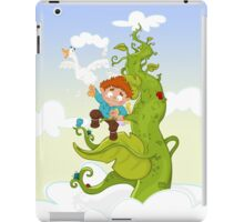 Jack and the Beanstalk iPad Case/Skin