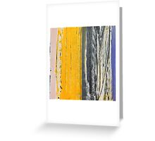 diptych 109/110 Greeting Card
