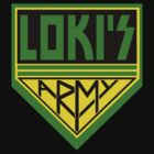 Loki's ARMY by herogear