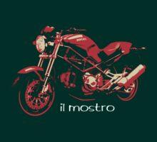 Il Mostro by Ra12