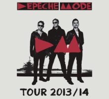 Depeche Mode : Tour 2013/2014  Poster by Luc Lambert