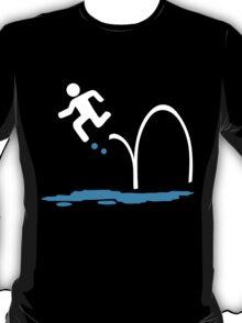Portal 2 - Repulsion Gel T-Shirt