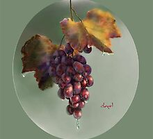 Grapes of Bath by Al Slavin