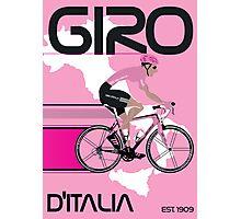 GIRO D'ITALIA Photographic Print