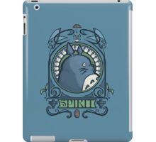 Forest Spirit Nouveau iPad Case/Skin