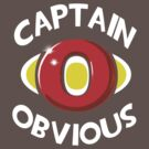 Captain Obvious by Look Human