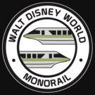 WDW Monorail Lime by AngrySaint