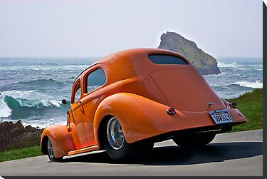1938 Willys Sedan 1 by DaveKoontz