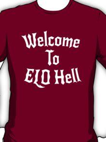 ELO Hell - For Dark Colours T-Shirt