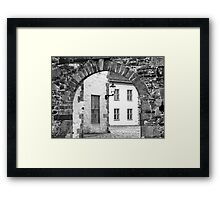 In Bergen Framed Print